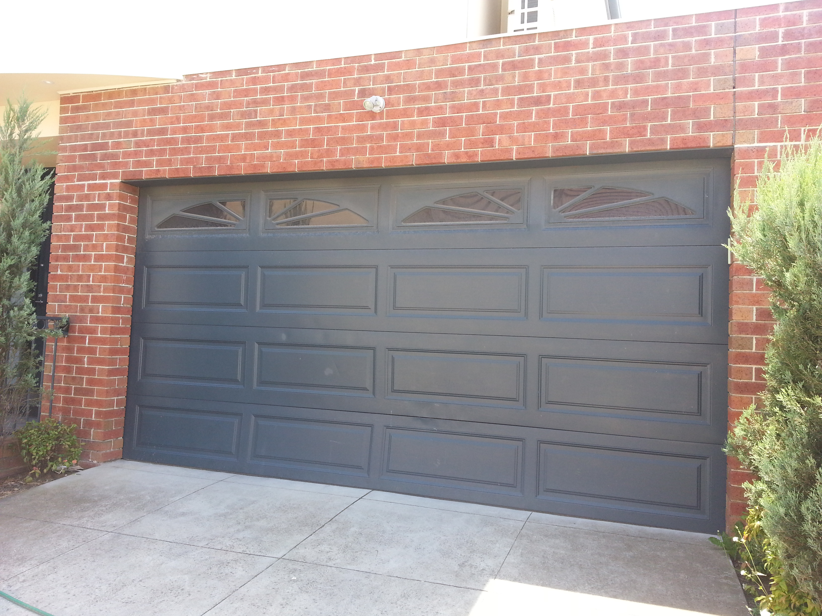 La Bayside Gates And Garage Doors Garage Sectional Door