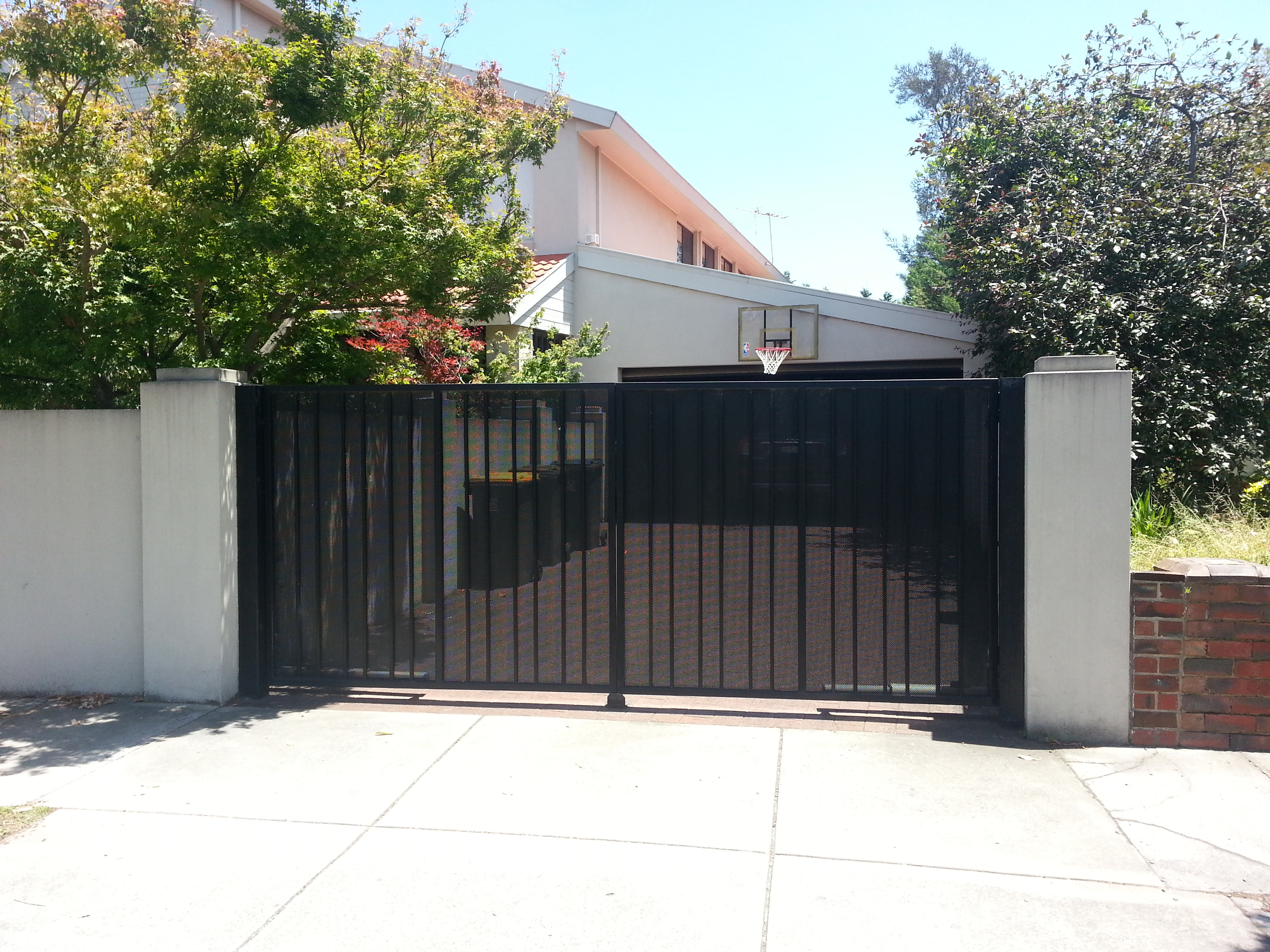 La Bayside Gates And Garage Doors Gates Projects